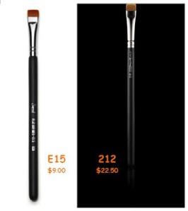 Flat Definer Brush (E15vs.212)a